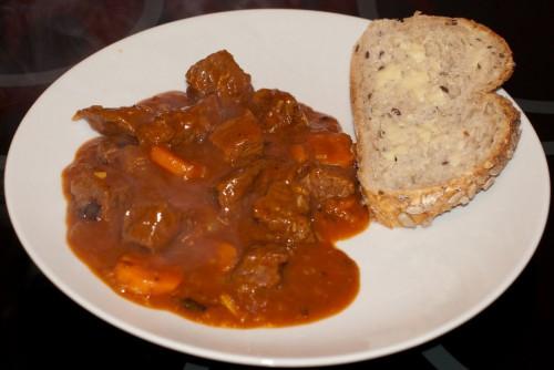 Nigerian Elk Stew
