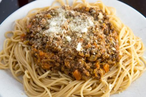 Den perfekte spaghetti Bolognese?