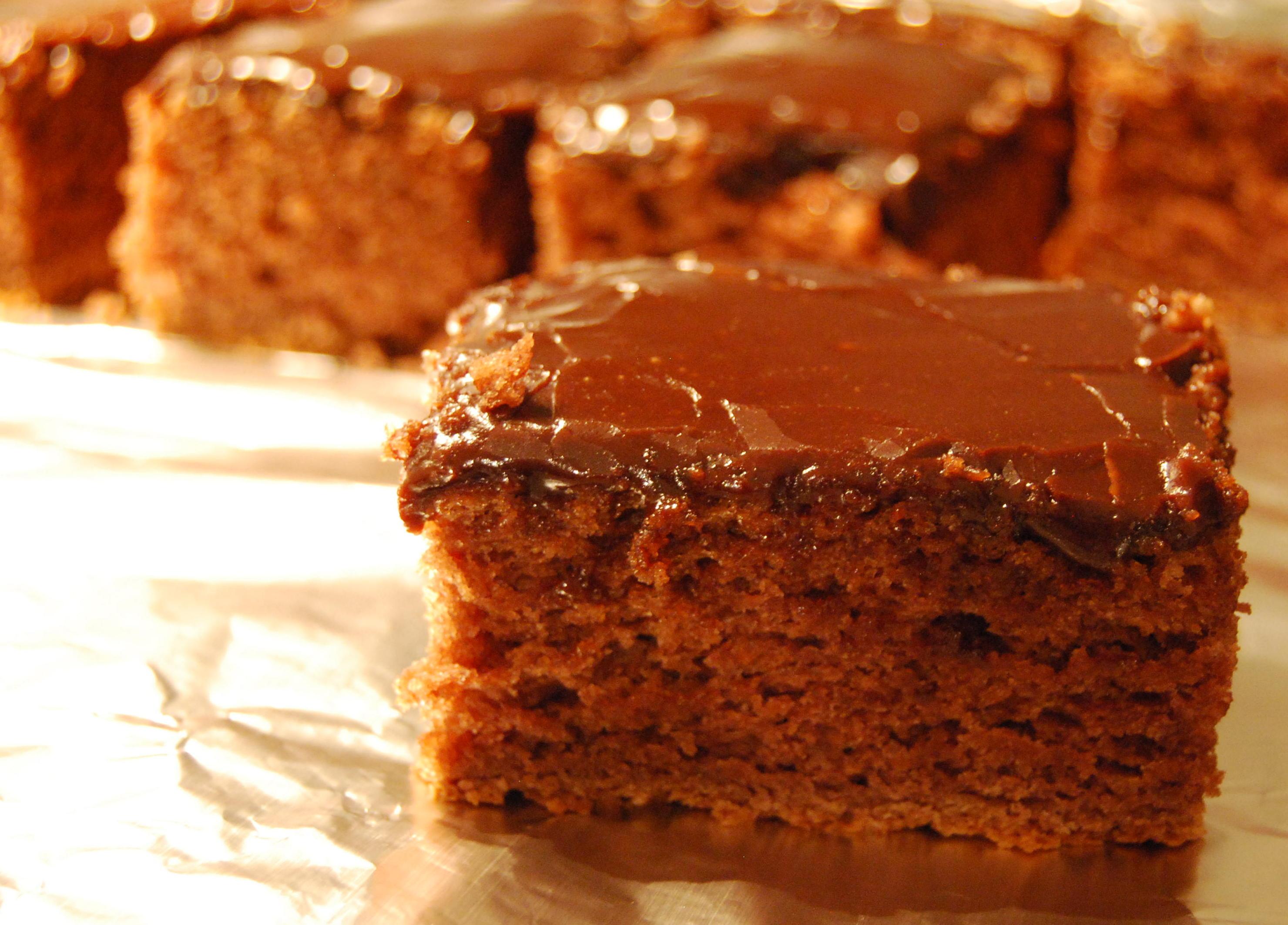 sjokoladekake uten egg