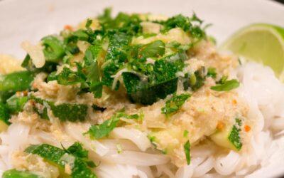 Thai krabbe